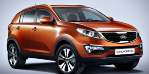 2011 KIA SPORTAGE PLATINUM (AWD) Review