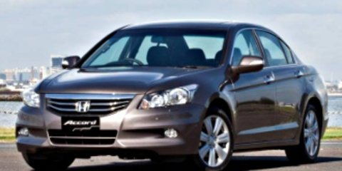 2012 Honda Accord VTi Review