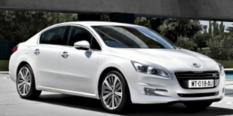 2012 Peugeot 508 GT HDi Review