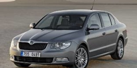 2012 Skoda Superb 103 TDI Ambition Review