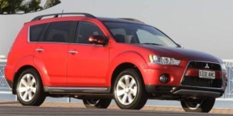 2012 Mitsubishi Outlander LS (FWD) Review