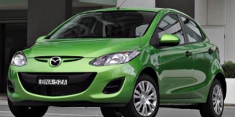 2012 Mazda 2 Neo Review