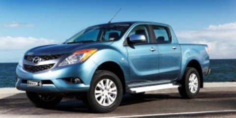 2012 Mazda BT-50 Xtr (4x4) Review