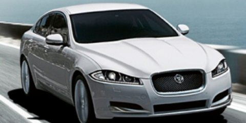 2012 Jaguar XF 3.0d Premium Luxury Review Review