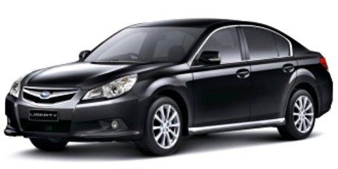 2012 Subaru Liberty 2.5i Review Review