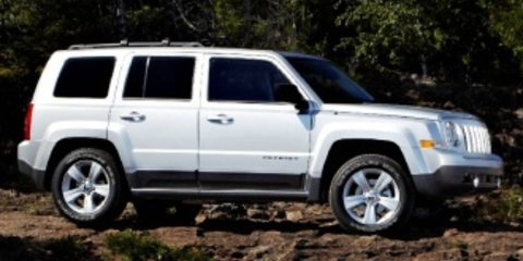 2012 Jeep Patriot Sport (4x2) Review Review