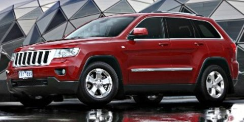 2012 Jeep Grand Cherokee Laredo Review
