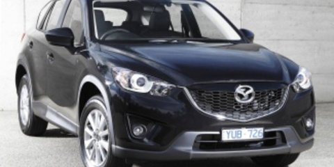 2013 Mazda CX-5 Maxx Sport (4x4) Review