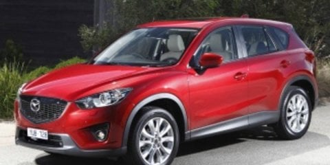 2013 MAZDA CX-5 GRAND TOURER Review