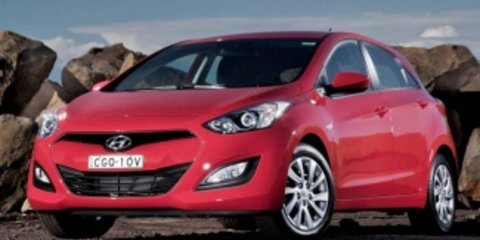 2012 HYUNDAI i30 ACTIVE Review
