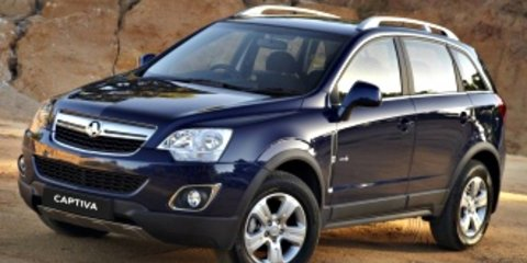 2012 Holden Captiva 5 (FWD) Review Review