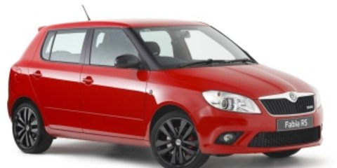2013 Skoda Fabia Rs 132 TSI Review Review
