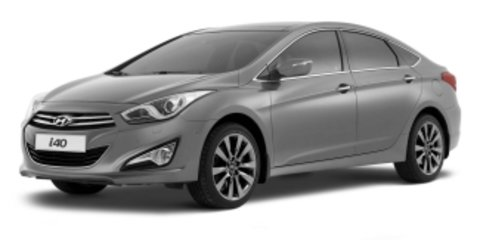 2012 Hyundai i40 Active Review