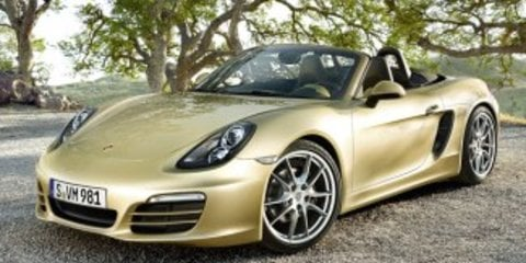 2014 Porsche Boxster Review