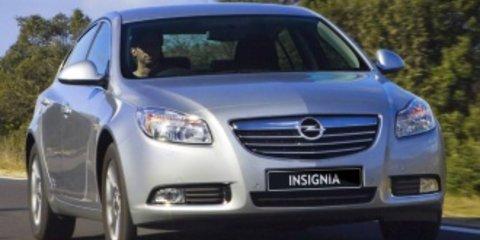 Opel Insignia Video