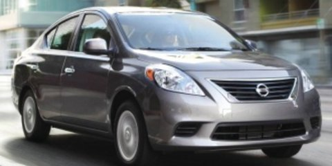 2013 NISSAN ALMERA ST Review