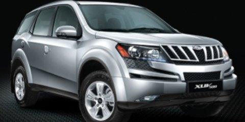 2012 Mahindra Xuv500 (AWD) Review Review