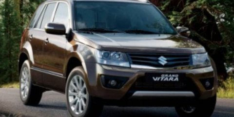 2013 Suzuki Grand Vitara Sports Review