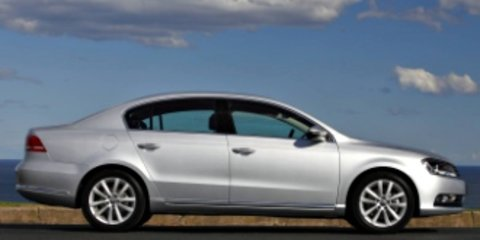 2013 Volkswagen Passat 125 TDI Highline Review
