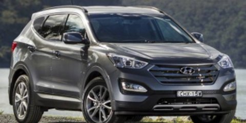 2014 Hyundai Santa Fe Elite CRDi Review