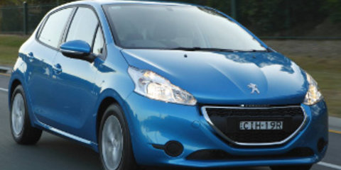 2014 Peugeot 208 Active Review