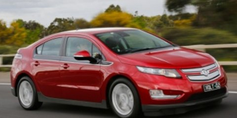 2013 Holden Volt Hybrid Review Review