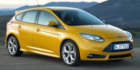 2012 Ford Focus ST Review