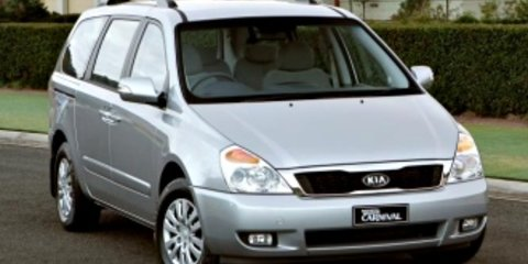 2013 Kia Grand Carnival Review