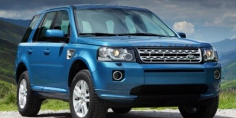2013 Land Rover Freelander 2 Td4 Se (4x4) Review