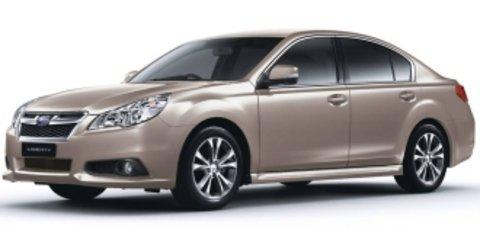 2013 Subaru Liberty 2.5i Review