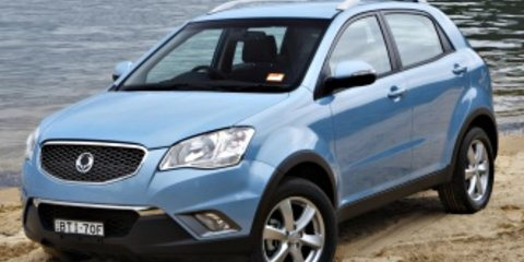 2013 Ssangyong Korando S Review