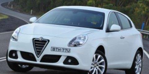 2014 Alfa Romeo Giulietta Progression 1.4 Review Review