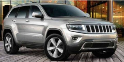 2014 Jeep Grand Cherokee Limited (4x4) Review