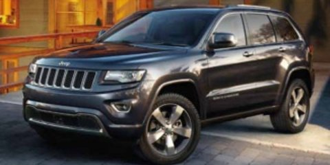 2014 jeep grand cherokee overland 4 4 review caradvice. Black Bedroom Furniture Sets. Home Design Ideas