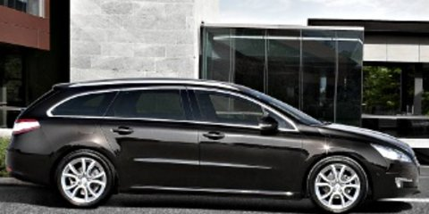 2014 Peugeot 508 Allure HDi Touring Review