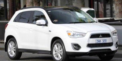 2014 Mitsubishi Asx (2wd) Review