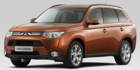 2014 Mitsubishi Outlander Aspire Review Review