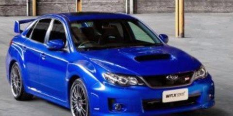 2014 Subaru WRX STI Review Review