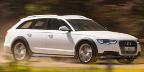 2013 AUDI A6 ALLROAD QUATTRO LE Review