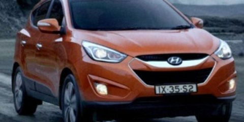 2014 Hyundai ix35 Se (FWD) Review