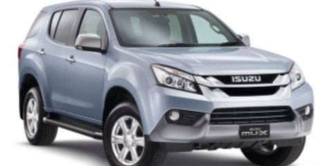 2014 Isuzu MU-X LS-T Review