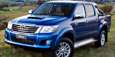 2014 Toyota HiLux SR5 Review