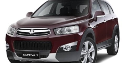 2014 Holden Captiva 7 Ltz (AWD) Review