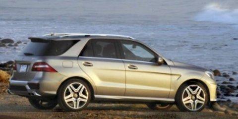 Luxury SUV Comparison : BMW X5 v Mercedes-Benz ML-Class v Range Rover Sport v Porsche Cayenne