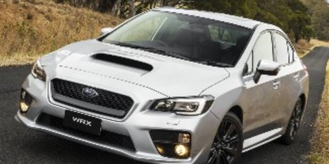 2014 Subaru WRX Premium (AWD) Review