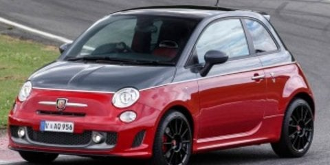 2015 Abarth 595 Turismo Review Review