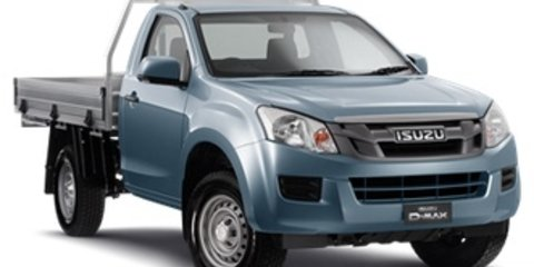 Single-cab ute comparison: Isuzu D-MAX v Mazda BT-50 v Mitsubishi Triton v Nissan Navara v Toyota HiLux