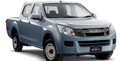 2015 Isuzu D-MAX SX (4x4) Review