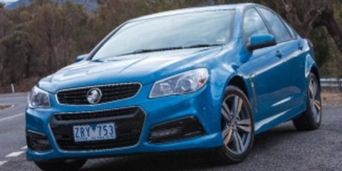 2015 Holden Commodore SV6 Review