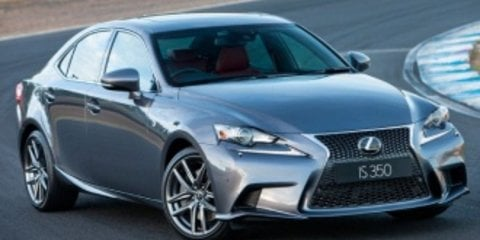 2014 Lexus IS350 Luxury Review